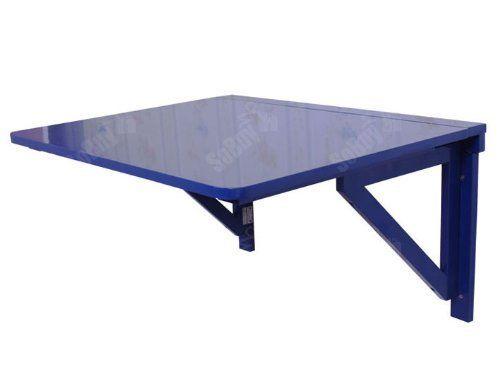 SoBuy-Mesa-de-cocina-mesa-plegable-de-pared-mesa-de-madera-mesa-de ...