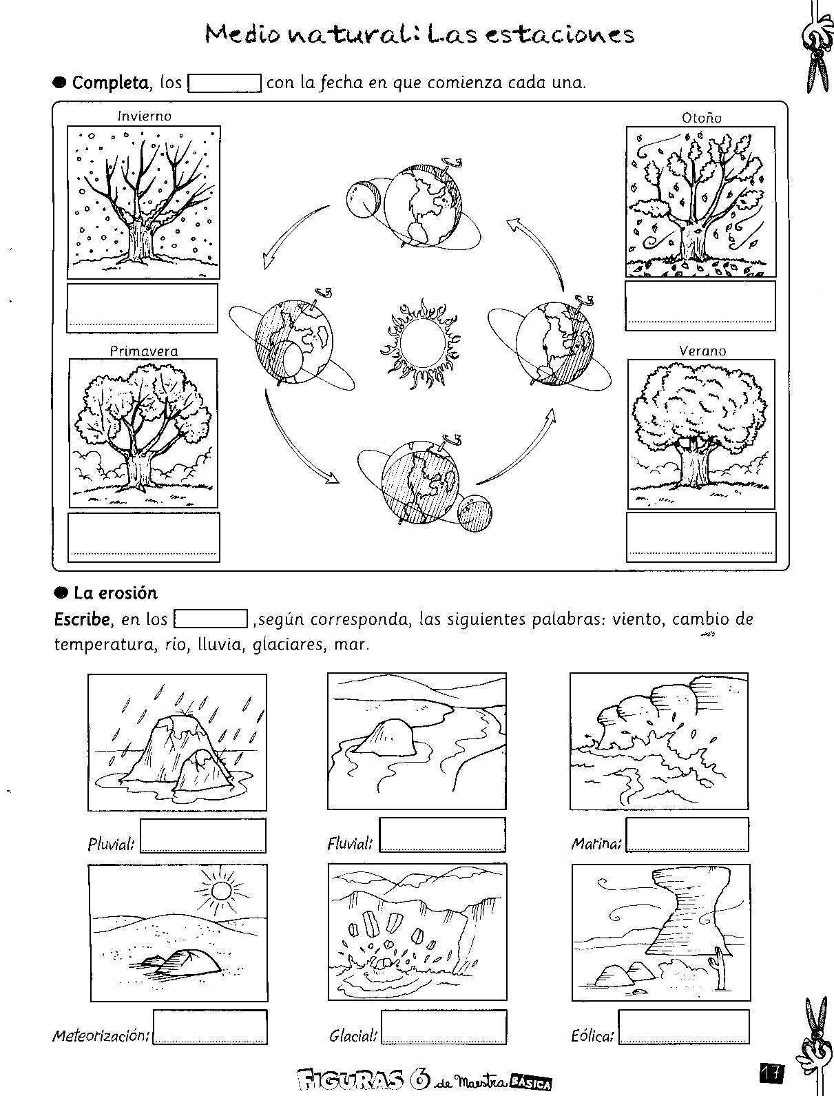 Menta Mas Chocolate Recursos Para Educacion Infantil Dibujos Para Colorear Movi Movimientos De La Tierra Ensenanza De La Geografia Actividades De Geografia
