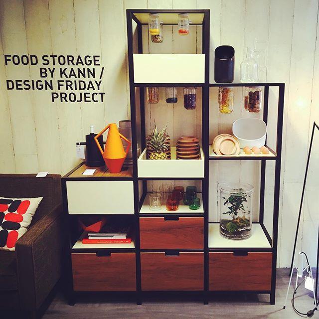 Food Storage by Kann, design Fridat Project www.kanndesign.col #foodstorage #designstorage