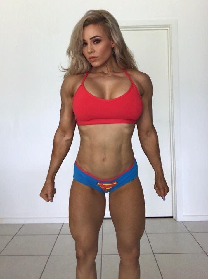 Stephanie Sanzo Fitness  Fit N Fabulous  Ripped Girls -5366