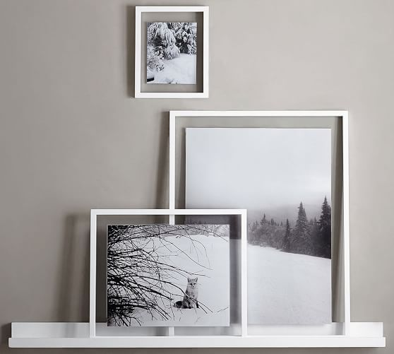 Floating Wood Gallery Frames Floating Picture Frames Gallery Frames Painting Frames