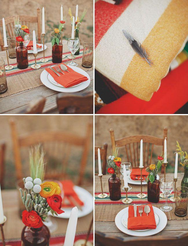 Southwest Indie Love Wedding Inspiration