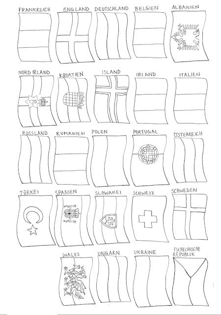 762 malvorlage deutsche flagge Coloring and Malvorlagan