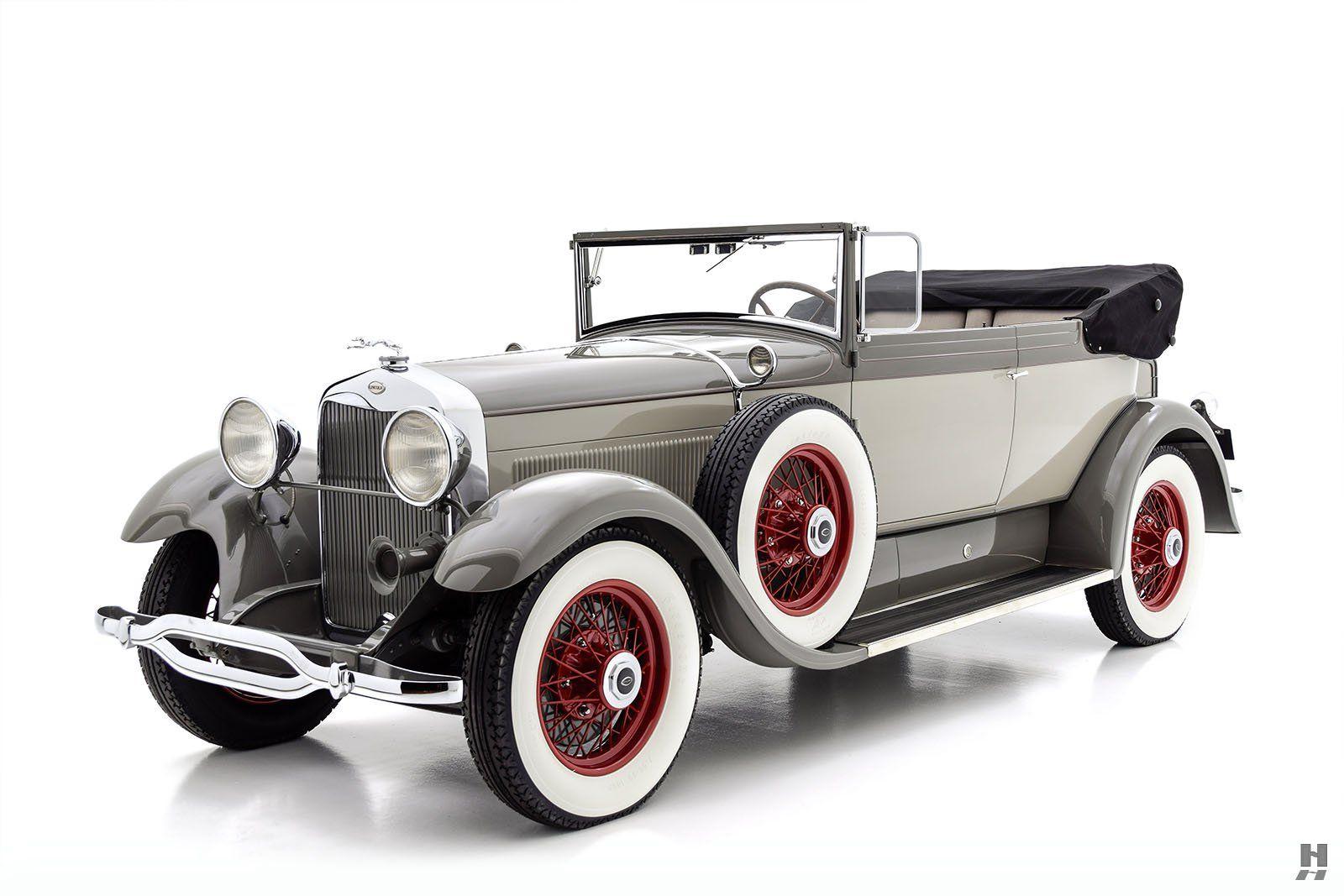 1929 Lincoln Model L Convertible Victoria Lincoln models