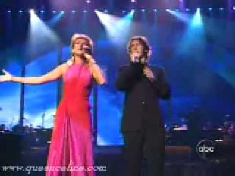Celine Dion Josh Groban The Prayer God Watch Over Me And All Of Those Who I Love Praise Music Celine Dion Gospel Music