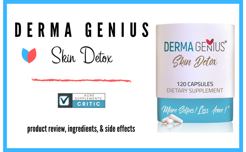 Derma Genius Skin Detox Review Easy food to make, How to