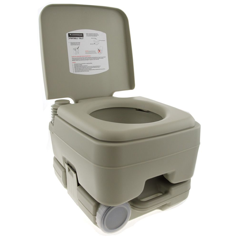 portable toilet | Product Review - Campmaster Portable Toilet ...