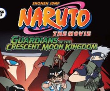Naruto third movie is a great family movie! One thing that I love about the Naruto movies and its series is that it's filled with life lessons prioritizes what matters in perspective. This Naruto 'Guardians of the Crecent Moon Kingdom' movie features some of our favorite characters from the series.