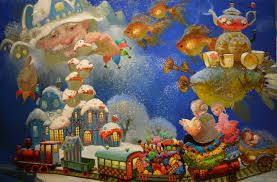 Resultado de imagen para victor nizovtsev paintings
