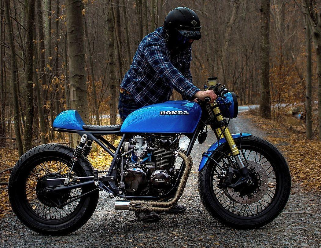 Honda cb550 md01 by motodesign cafe racer motorcycle