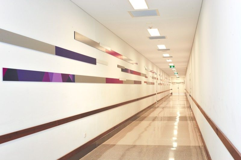 clever corridor signage - Google Search