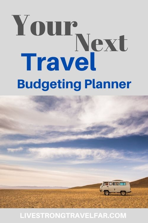 Your Next Travel Budgeting Planner is a great way to start planning your trip today! It's a FREE download! Plus receiving exclusive trip itinerary updates and other free downloads!  #travelplanner #budgetplanner #worldtravel #solotravel #aroundtheworldtravel #travelplanning #budgettraveler #ousogood #livestrongtravelfar #ecotourism #blogsecrets