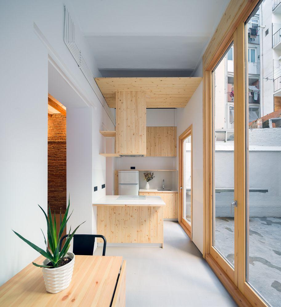 Galería de Can Ghalili / LoCa Studio - 3   Locos, Galerías y Cocinas ...