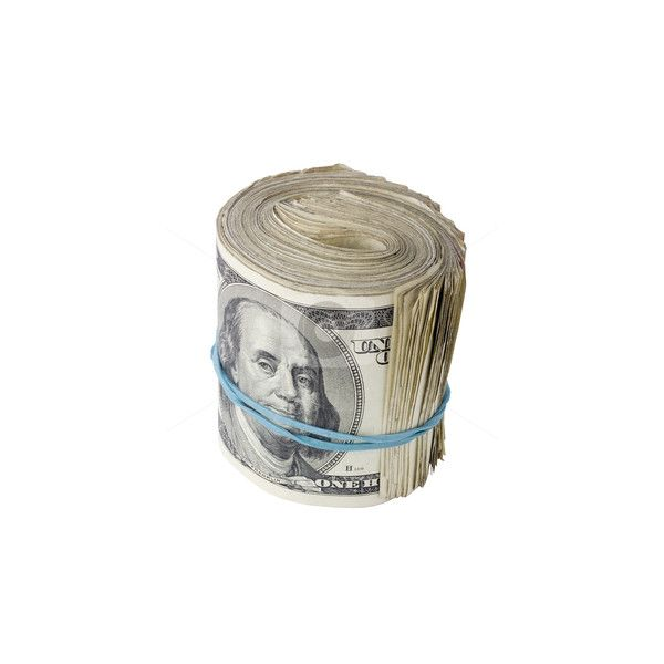 Money Roll Cute Icons Objects Png Icons