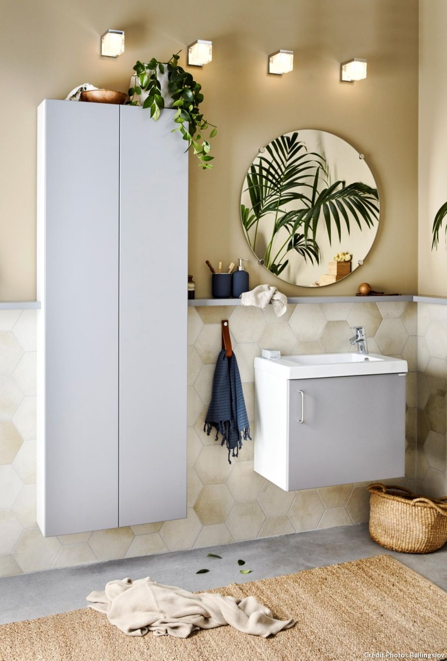 Salle de bains zen : quelle ambiance adopter ?  Salle de bain zen
