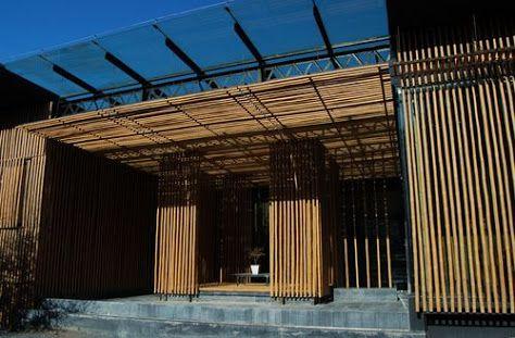 Great Wall Bamboo House - Buscar con Google