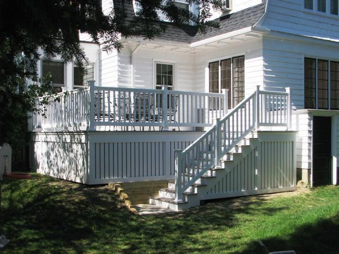 13 most stunning deck skirting ideas to try at home deck on stunning backyard lighting design decor and remodel ideas sources to understand id=16487
