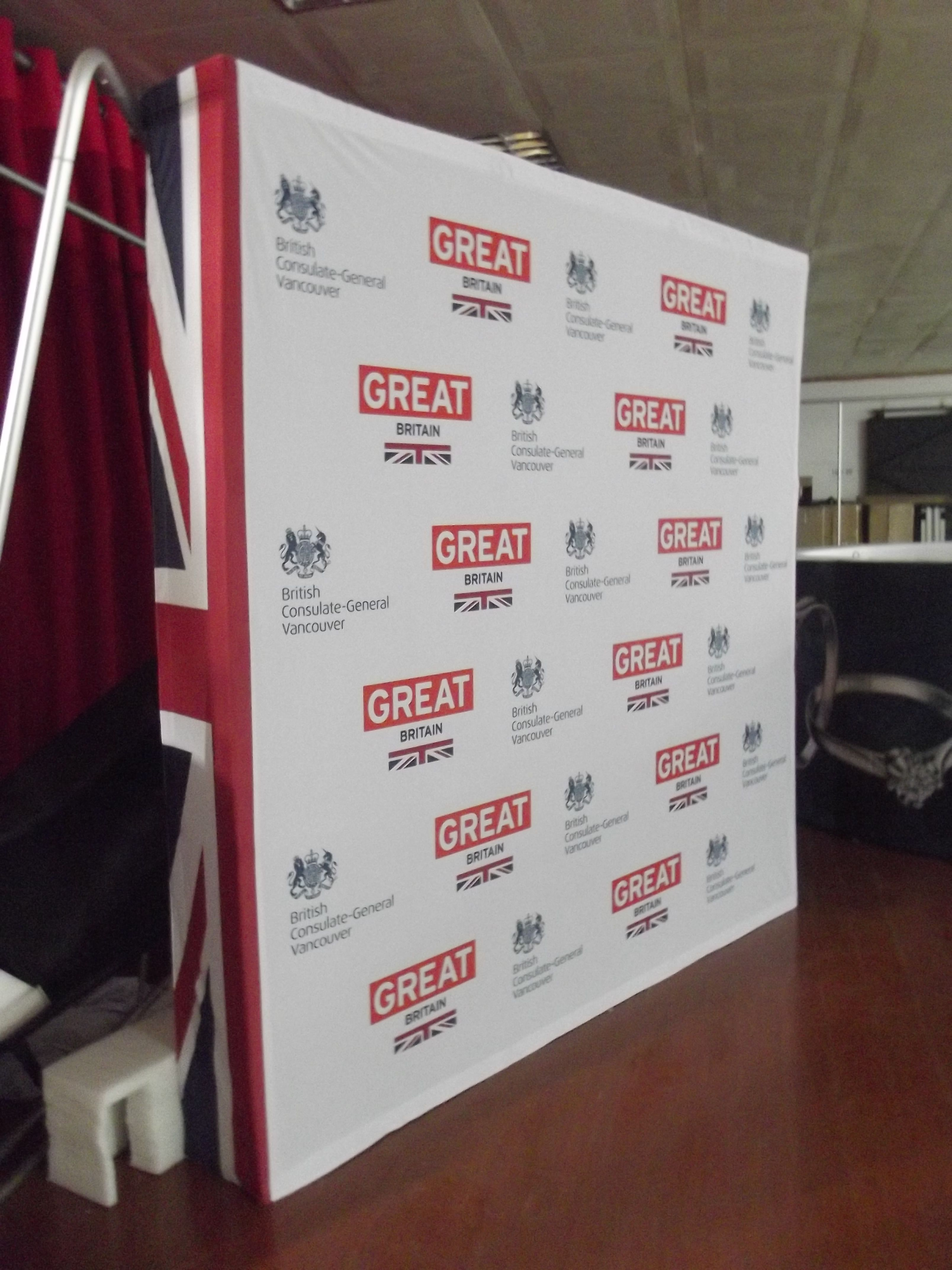 pop up display stands pop up fabric backdrop oh my print solutions fabric backdrop pop up backdrops