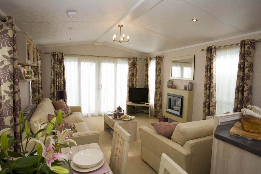Static caravan interiors google search