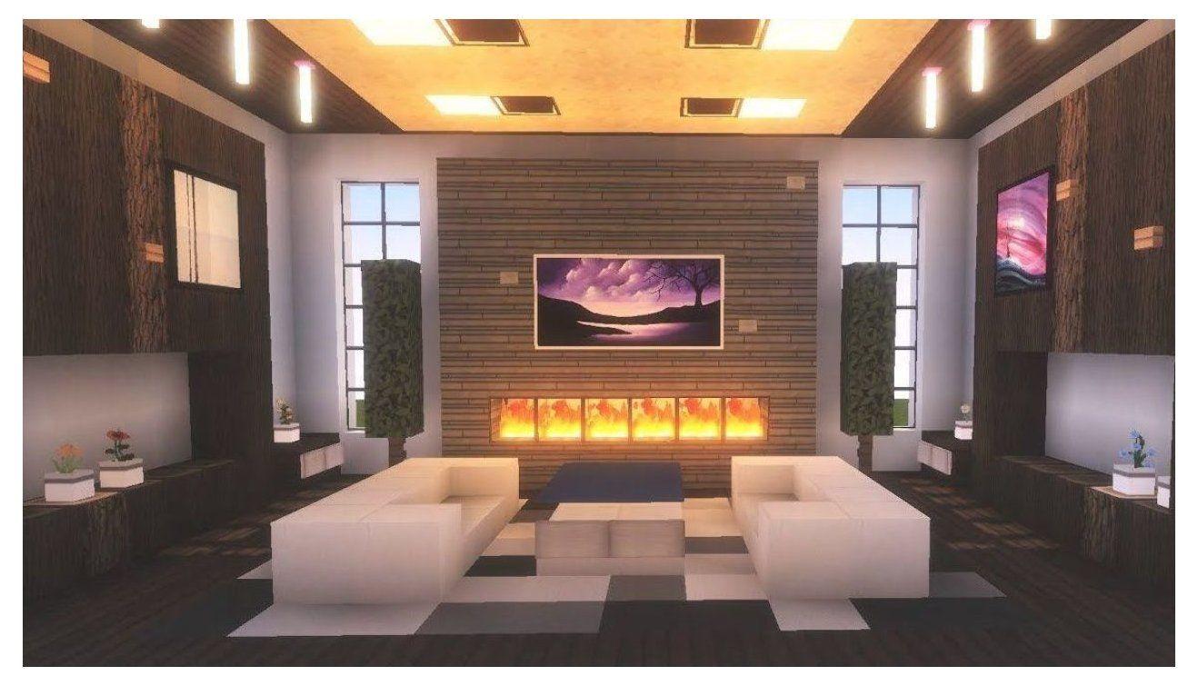 Minecraft Interior Design Living Rooms Minecraftinteriordesignlivingrooms In 2021 Minecraft Mansion Minecraft Bedroom Minecraft Interior Design Luxury rooms in minecraft