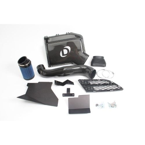 Dinan Carbon (Black) Fiber Cold Air Intake System for the