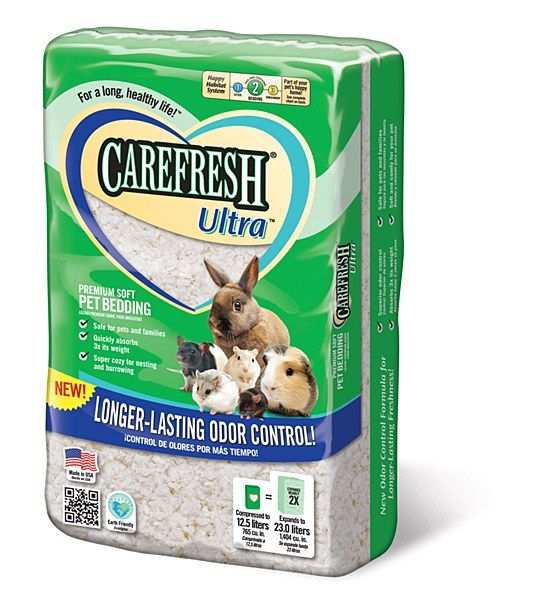 Healthy Pet Carefresh Complete Ultra Premium Soft Bedding White 23 Liter 066380004199 White Color Mak With Images Soft Bedding Healthy Pets Small Animal Bedding