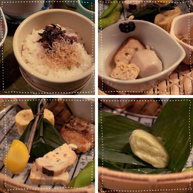 Mochi-Mochi: Un dîner kaiseki à Kyoto