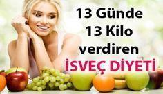 İsveç Diyeti ile 13 günde 13 kilo vermek ister misiniz? Bu yazımızda sizlere İsveç Diyeti Listesi ve İsveç Diyeti 'nin zararı var mıdır? bunlardan bahsedeceğim. 13 gün boyunca uygulay #healthyskin