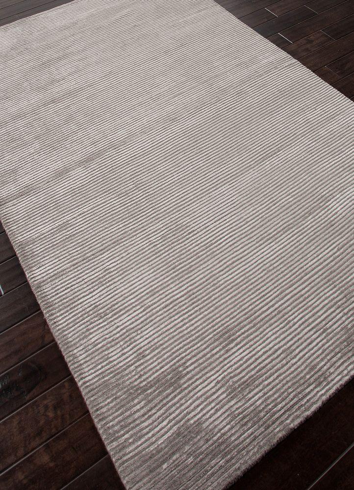 Basis Rug Medium Gray 8x10 Jaipur Rugs Caux Interiors