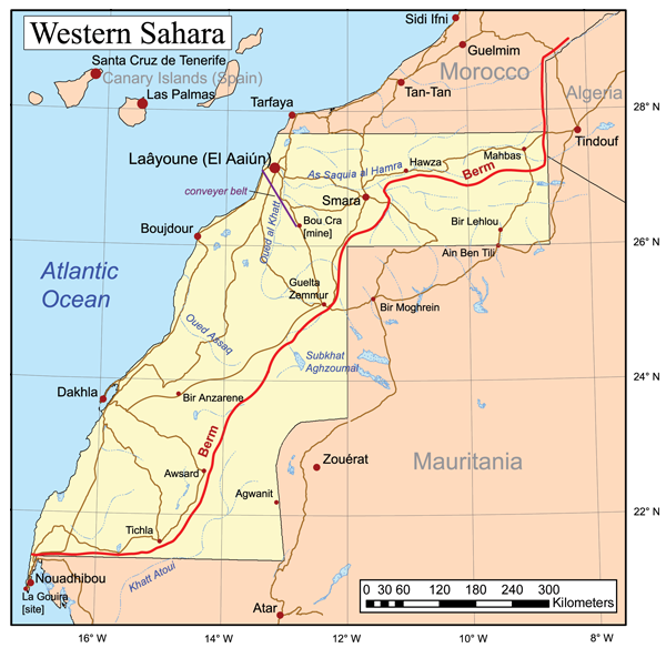 November 6 1975 Ce The Green March Sends 350 000 Moroccans Into Western Sahara Western Sahara Morocco Sahara