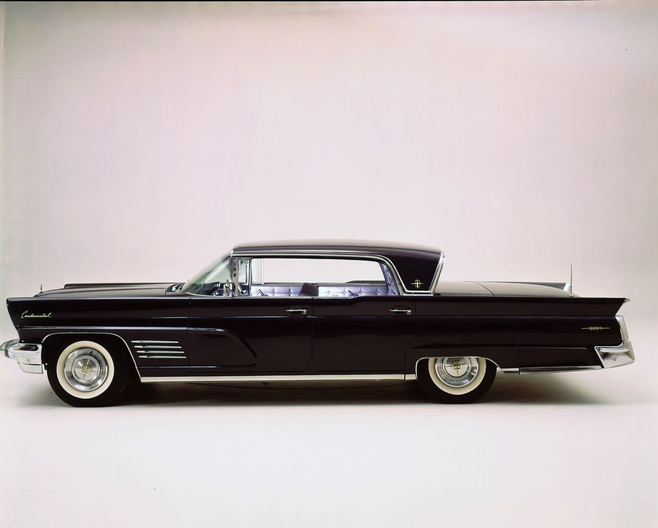 1960 Lincoln Continental Mark V Landau Automotive