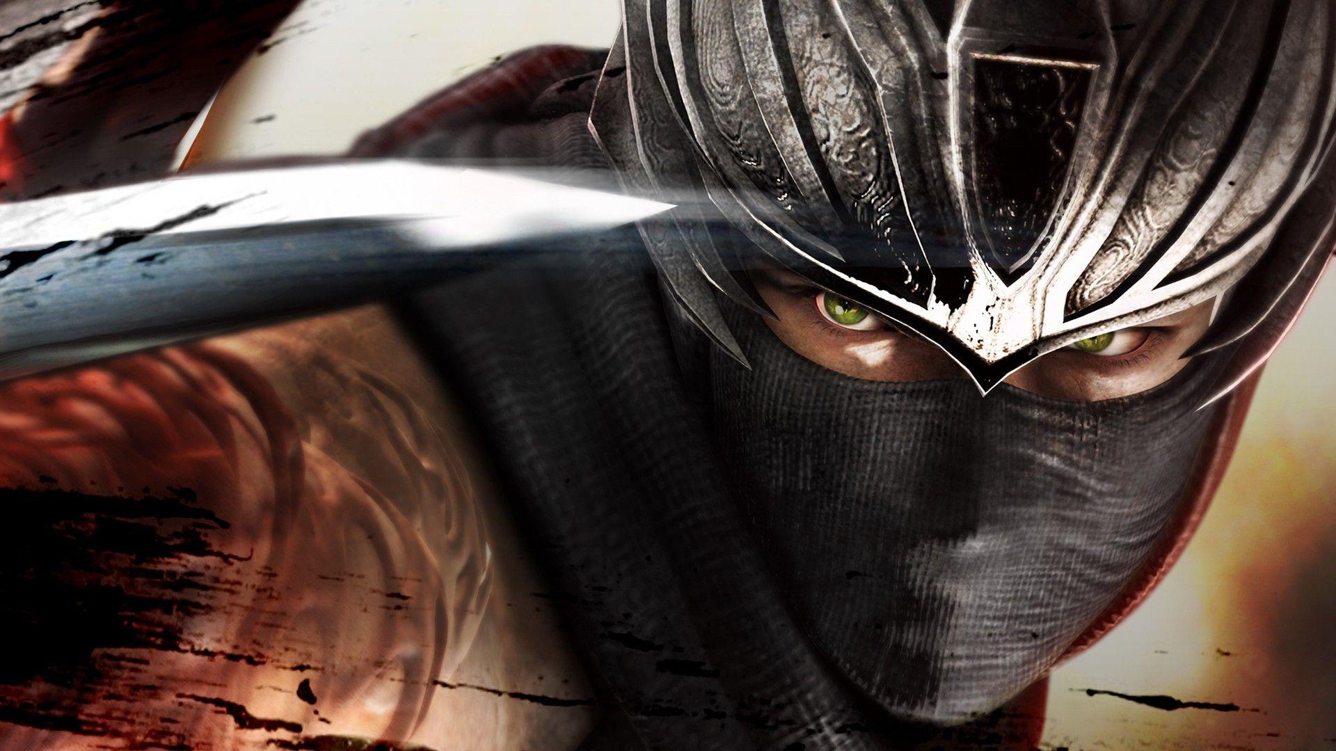 Ninja Gaiden Razors Edge Pozadine Za Desktop Ninja Gaiden Ninja Ryu Hayabusa