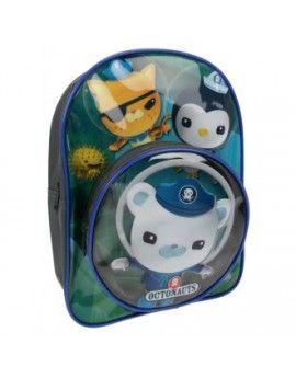 The Octonauts Backpack – Grey $26.95 www.mamadoo.com.au #mamadoo #backpacks #bags