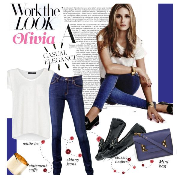 Style Notes!-->Olivia Palermo