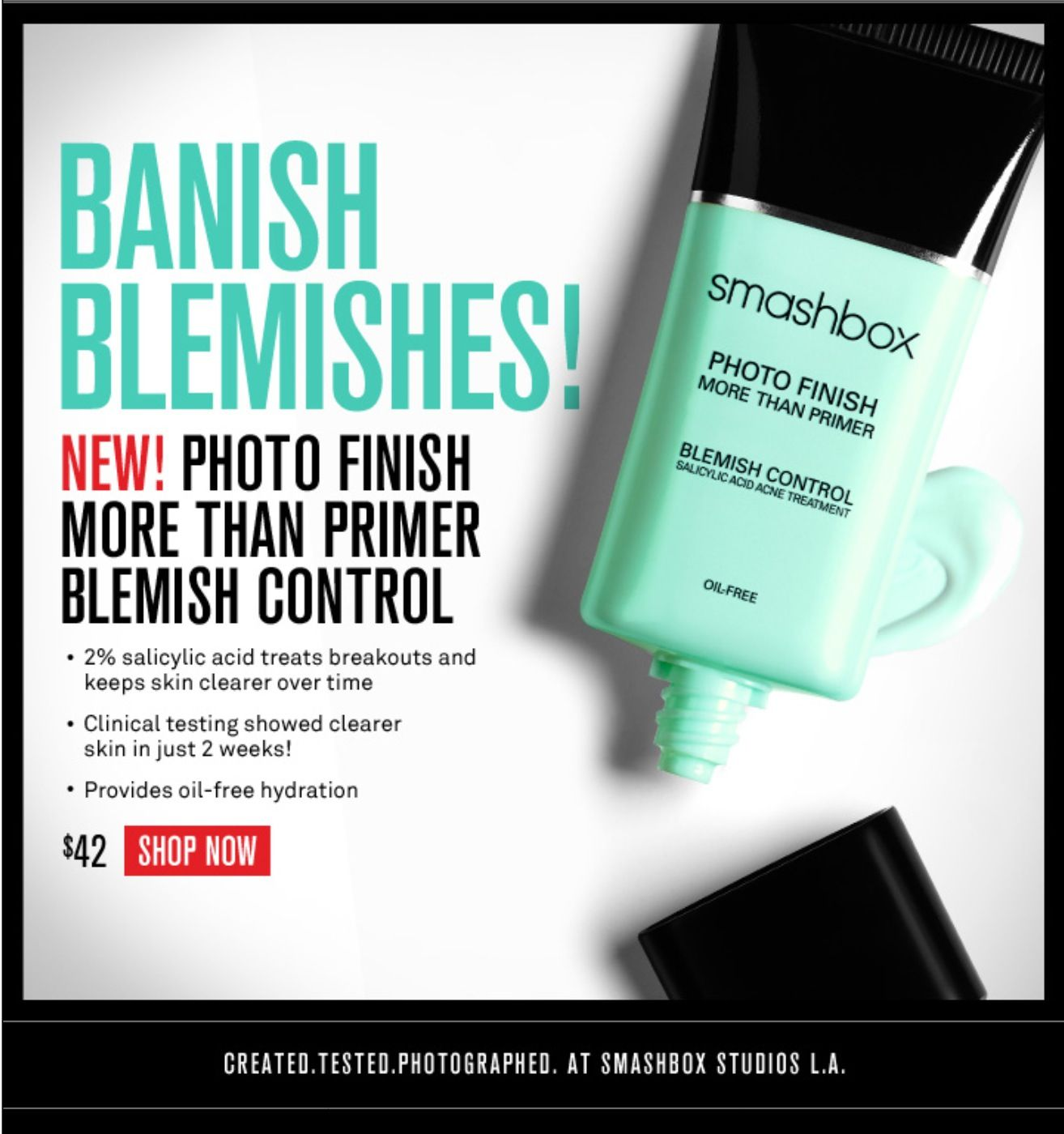 Smashbox Cosmetics Blemish Control Primer New Releases Pinterest