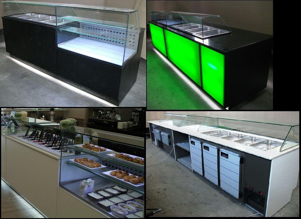 vente de mat riel professionnel vitrine r frig r e snack sandwicherie ligne basic module. Black Bedroom Furniture Sets. Home Design Ideas