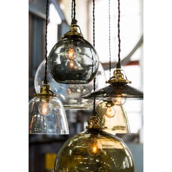 Pendel Hope Blue STUDIO MM (med bilder) | Lampeskjerm