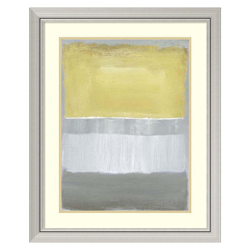 Fine Silver Framed Wall Art Vignette - Art & Wall Decor - hecatalog.info