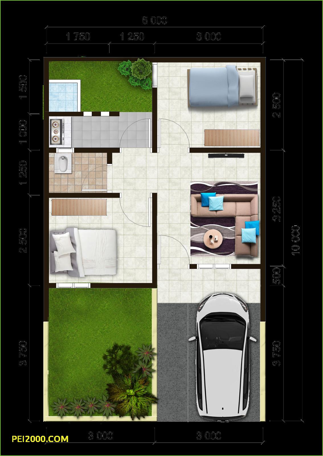 Gambar Desain Rumah Type 30 60 Desain Rumah Rumah Desain