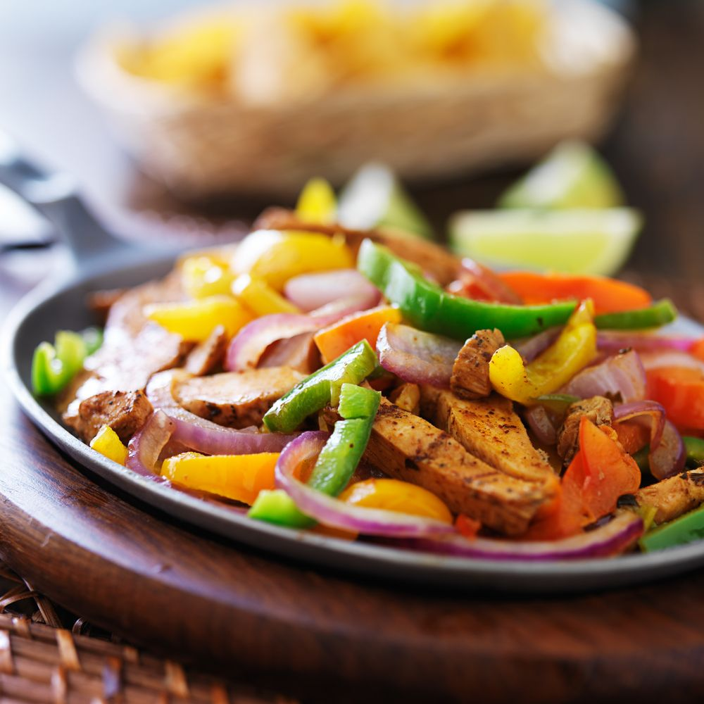 Air Fryer Chicken Fajitas Recipe This Receita