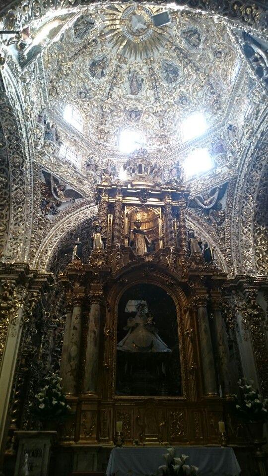 Capilla del Rosario en Puebla de Zaragoza, Puebla