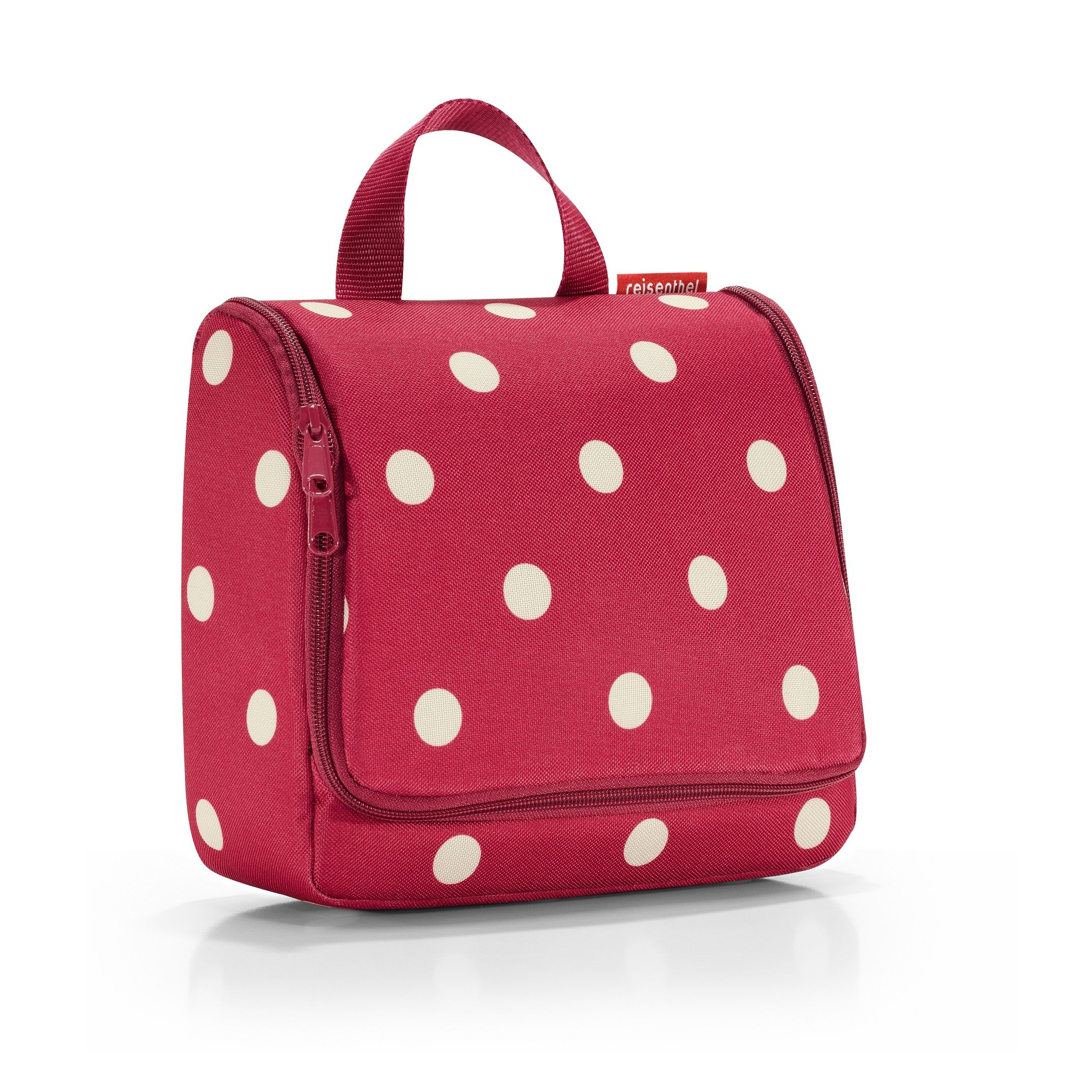 Reisenthel Travelling toiletbag ruby dots