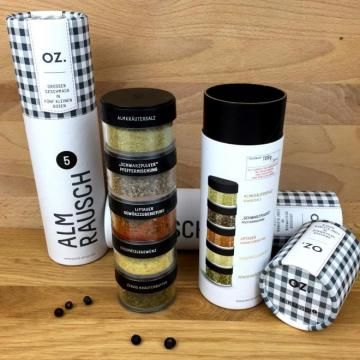 Nette Geschenke Online-Shop - Kulinarik * Essig, Öl, Gewürze