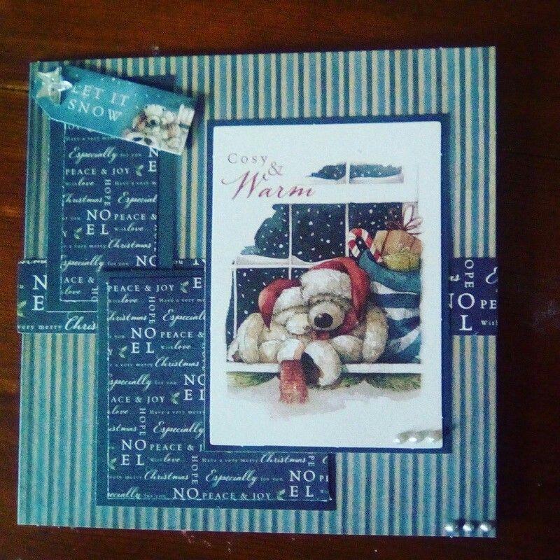 Christmas with Wellington cards and ideas