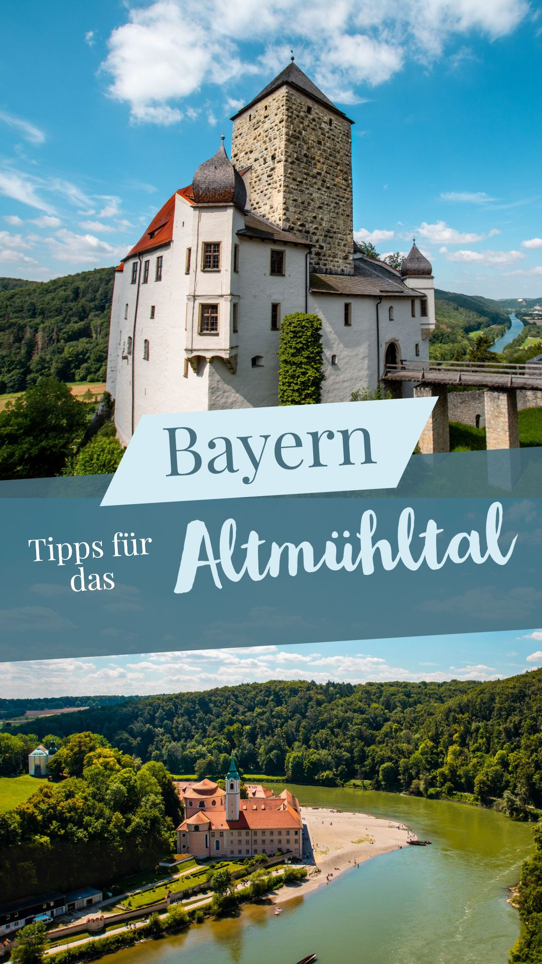 Photo of Excursion tips for the Altmühltal!