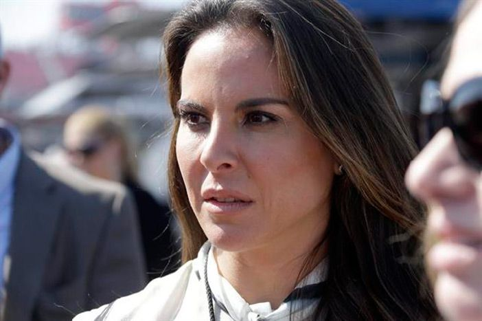 """Kate del Castillo denuncia persecución del """"gobierno machista"""" de Peña"""