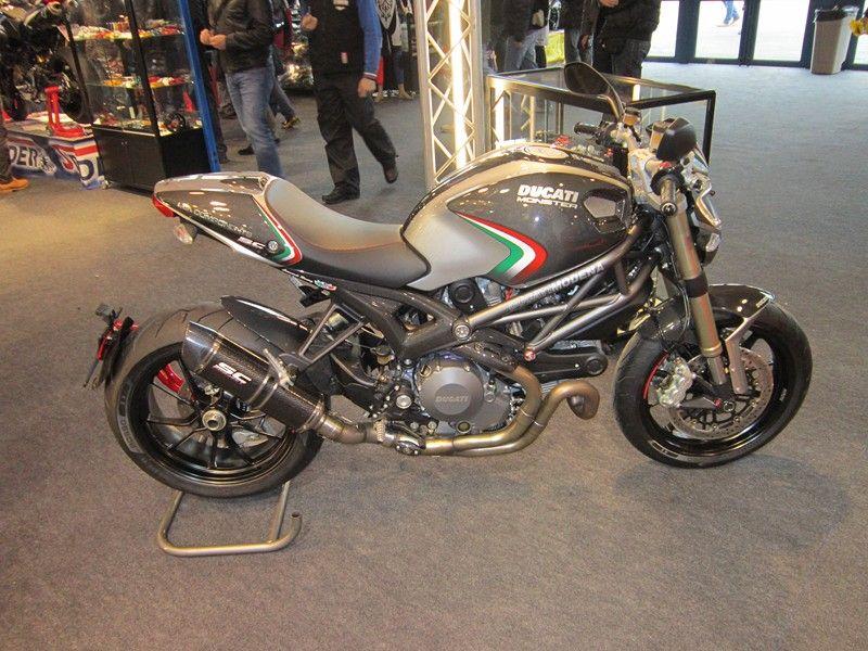 Ducati Ducatimonster Ducaticarbonio Carbonio Cubicatura