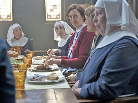 Call the Midwife~~can't wait.
