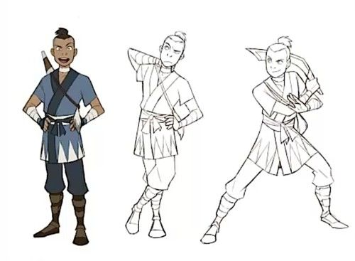 Pin By Max Wood On Join The Equalists Avatar Characters Avatar The Last Airbender Characters