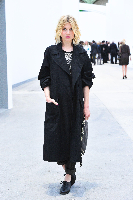 Clemence Poesy --- among Harper's Bazaar's best dressed women of 2014